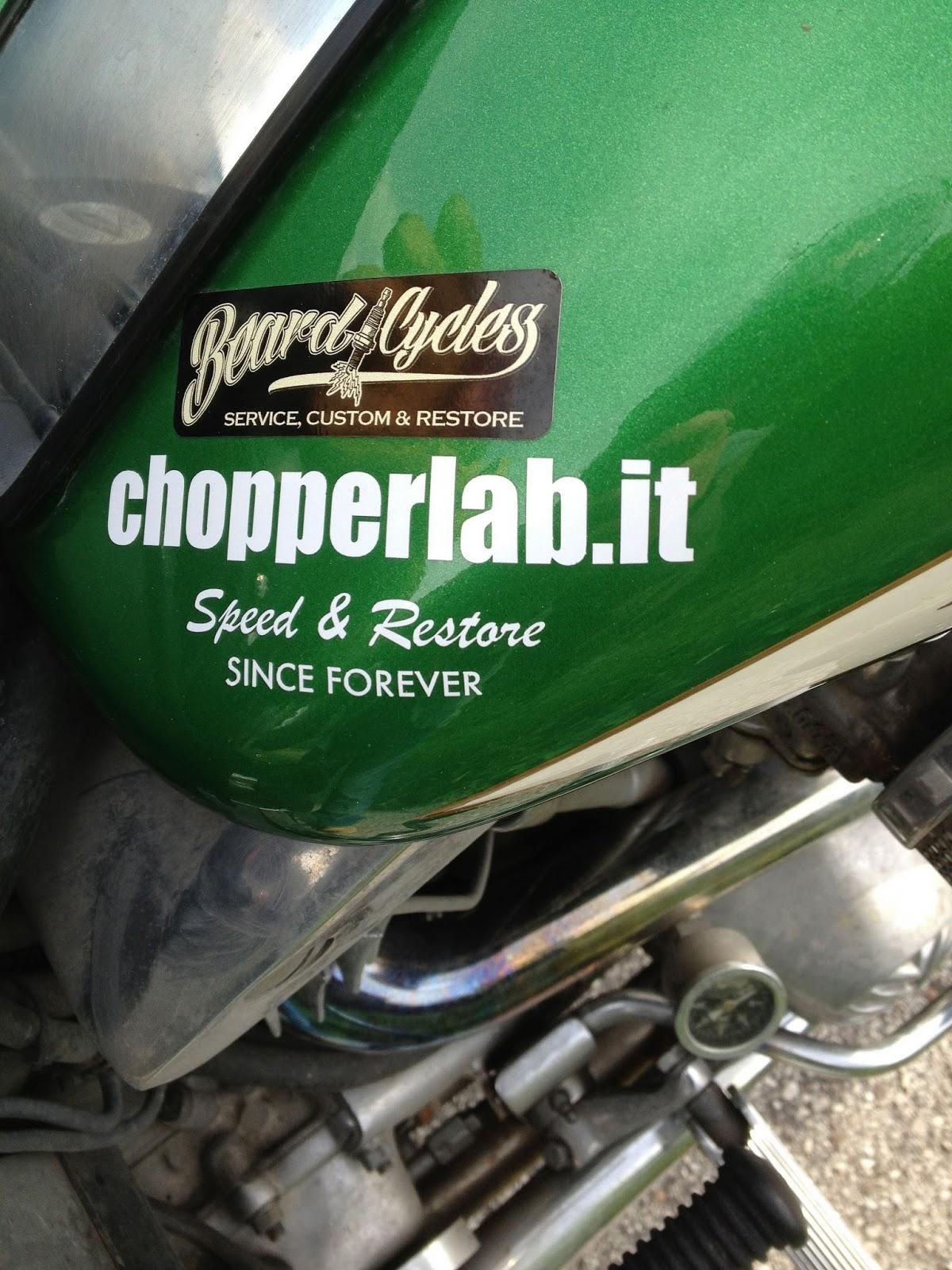 chopperlab beard cycles