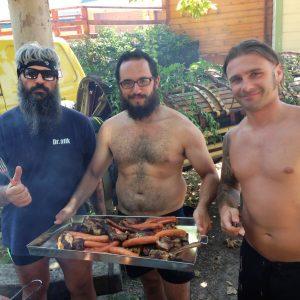 corsica vacanza amici