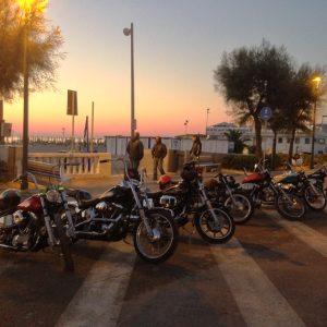giro in moto notturno 01