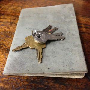 fl 67 harley chiavi