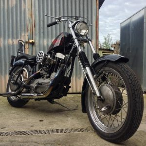 harley ironed XLCH 08