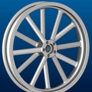 progettazione cerchio 12 spoke american racing chopperlab